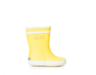 Botte de pluie Aigle jaune – bébé