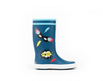 Botte de pluie Aigle super-héros