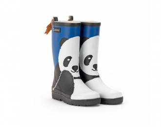Bottes de pluie Aigle Panda