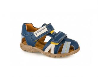 Sandale Babybotte bleue