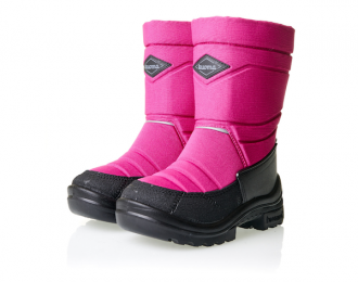 Botte d'hiver Kuoma rose