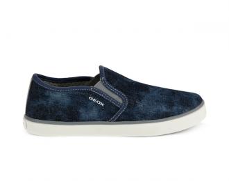 Chaussures Geox denim