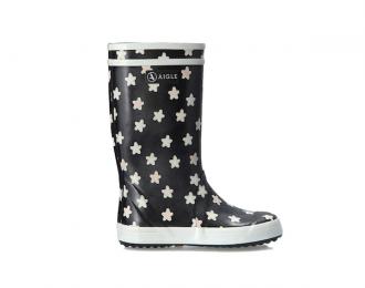 Bottes de pluie étoiles
