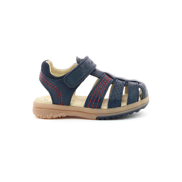 Sandale Kickers garçon