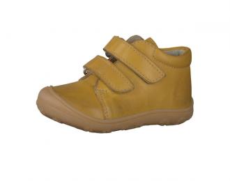 Chaussure Ricosta jaune – premiers pas