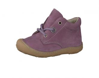 Chaussure Ricosta mauve – premiers pas