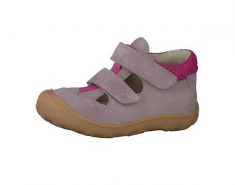 Sandale Ricosta bébé- rose clair