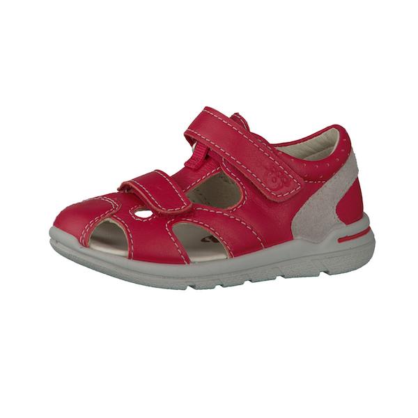 Sandale pour enfant en cuir