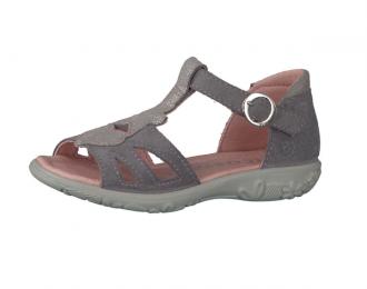 Sandale Ricosta grise