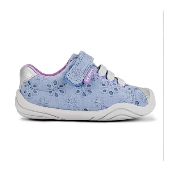 Chaussures pour bébé de style sneakers