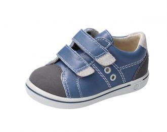 Chaussure Ricosta bleue/noire