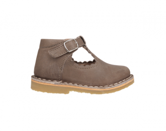 Chaussure Petit Nord taupe