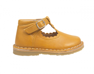 Chaussure Petit Nord jaune
