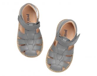 Sandales Petit Nord – bleue