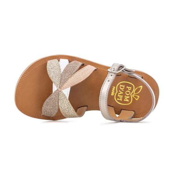 Sandale Pom d'Api pour enfants