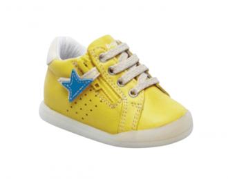 Chaussure Babybotte jaune – bébé