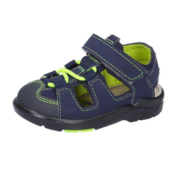 Sandale légère et flexible pour enfant, lavable à la machine.