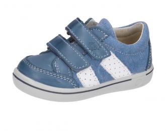 Sneaker Ricosta bleu et blanc