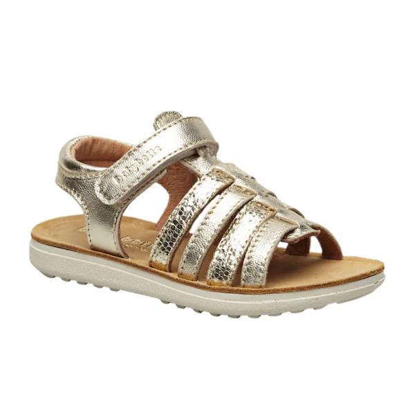 Sandale Babybotte pour filles flexible