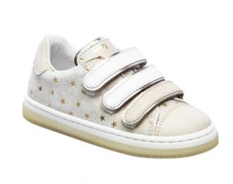 Sneaker Babybotte ivoire