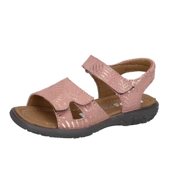 Sandale pour enfant légère et flexible, en cuir
