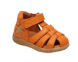 Sandale Babybotte orange