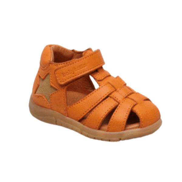 Sandale en cuir pour enfant