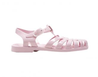 Sandale d'eau Méduse rose