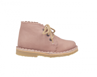 Chaussure Petit Nord old rose