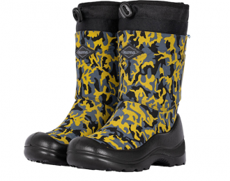 Botte d'hiver Kuoma camouflage imperméable / -30 °C