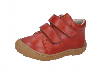 Chaussure Ricosta rouge – premiers pas