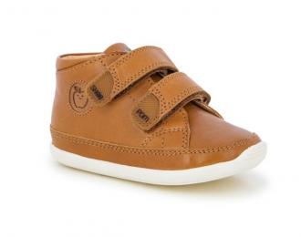 Chaussure Shoo Pom camel premiers pas