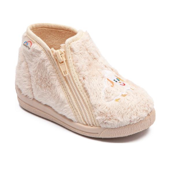 Pantoufle chausson pour enfants, mouton