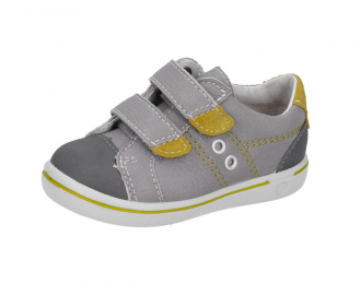 Chaussure Ricosta gris jaune