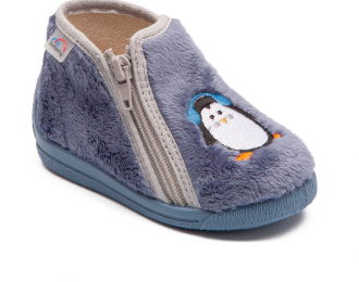 Pantoufle Bellamy pingouin